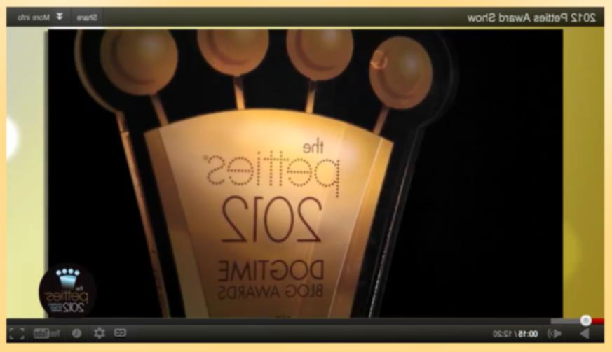 Победители конкурса Petties 2012 года
