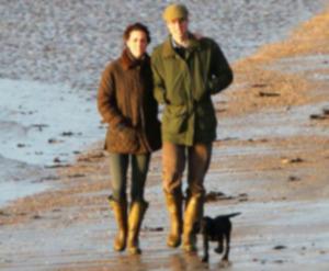 Принц Уильям и Кейт Миддлтон назвали свою собаку
