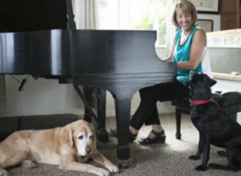 Музыкальная терапия для собак и кошек